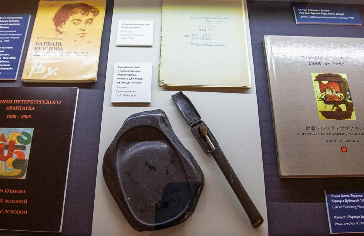 Выставка «Варвара Бубнова. Русский авангард ияпонские традиции»