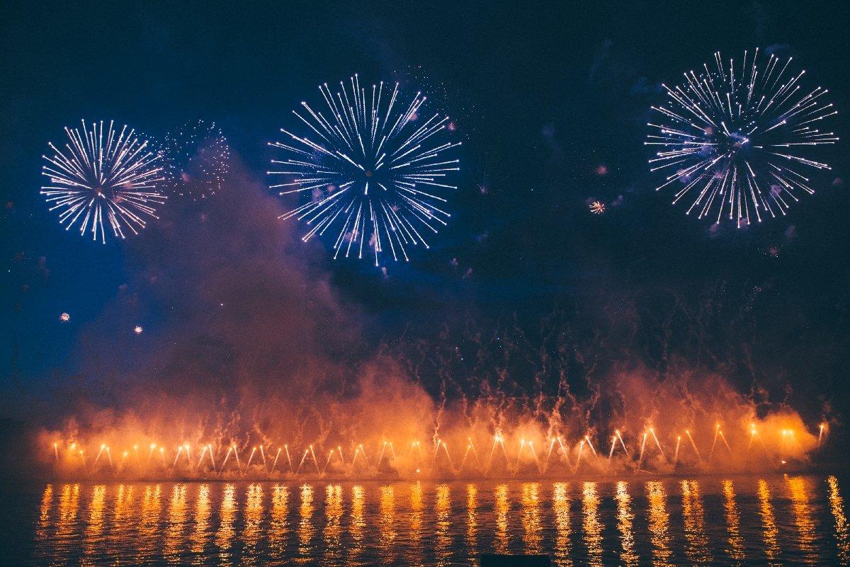 Фестиваль фейерверков 2017