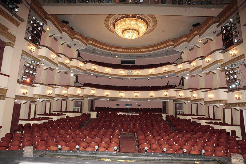 Схема вахтангова театр