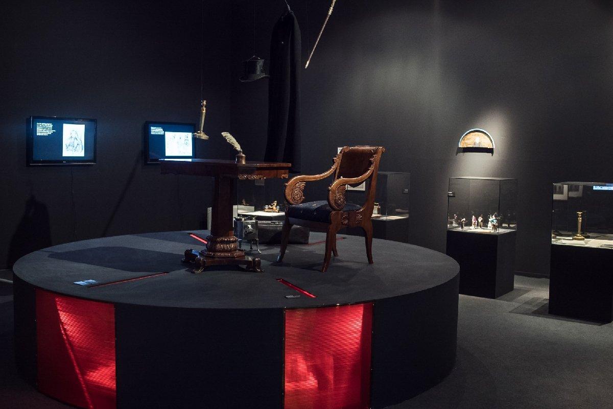 Выставка «Гоголь вМоскве»