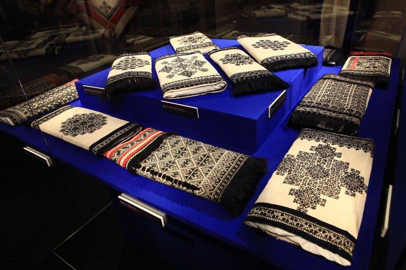 Выставка «Змияньская вышивка»