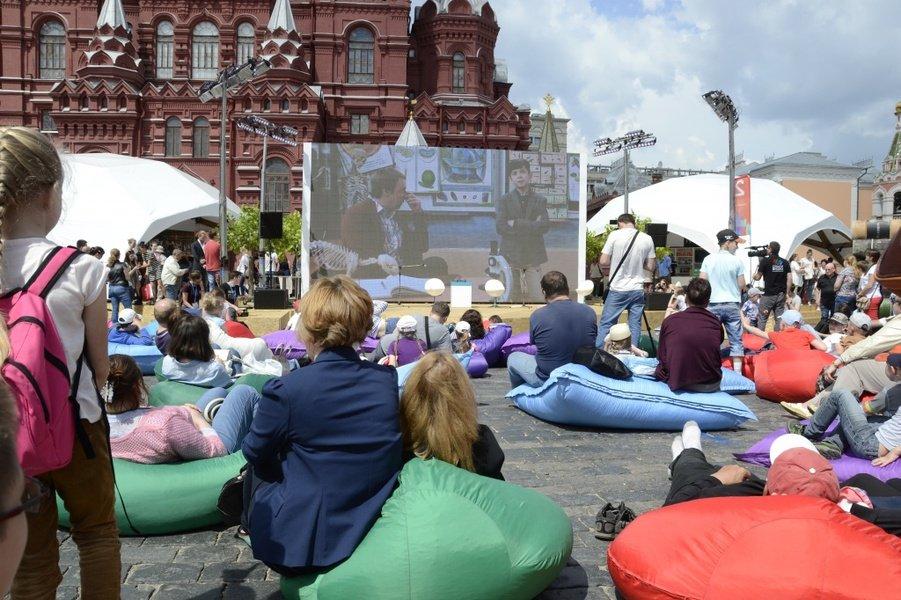 Книжный фестиваль «Красная площадь» 2017