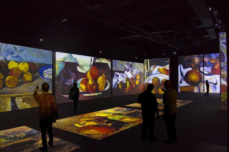 Выставка «От Моне доСезанна. Французские импрессионисты»