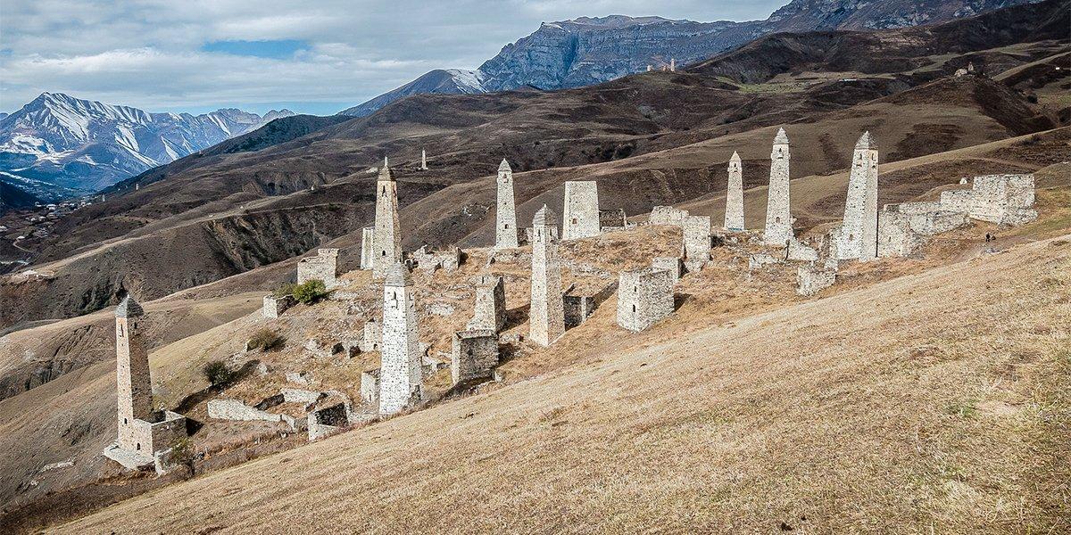 Выставка «Средневековая архитектура горной Ингушетии. Джейрах-Асса»