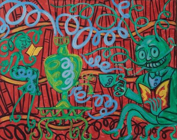 Выставка «Антиномия художественного разума»