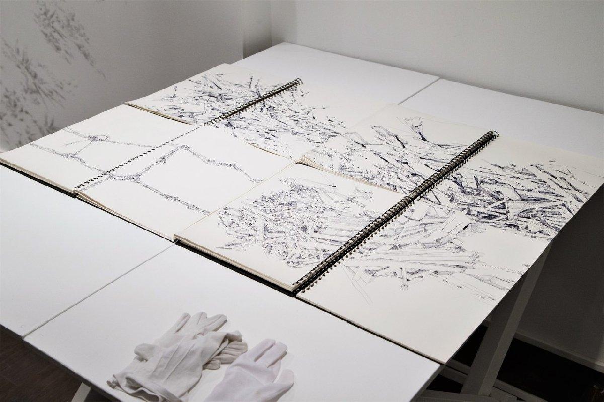 Выставка «Топография травмы»