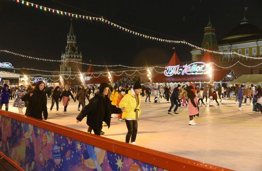 ГУМ-Каток наКрасной площади 2019/2020