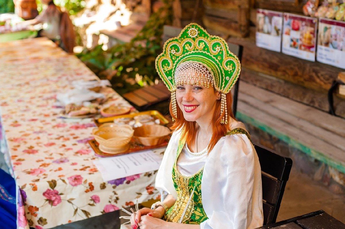 Фестиваль «Русская кухня» 2019