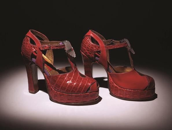 Выставка «Иллюзия обуви»