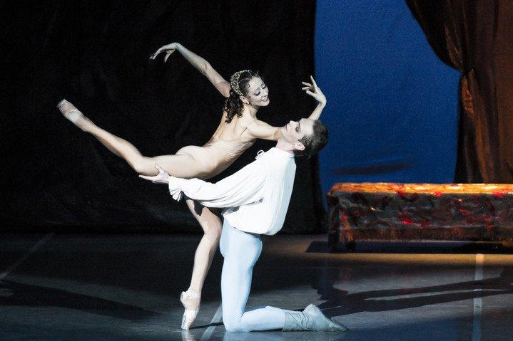 Фестиваль «Балет всаду Эрмитаж» 2015