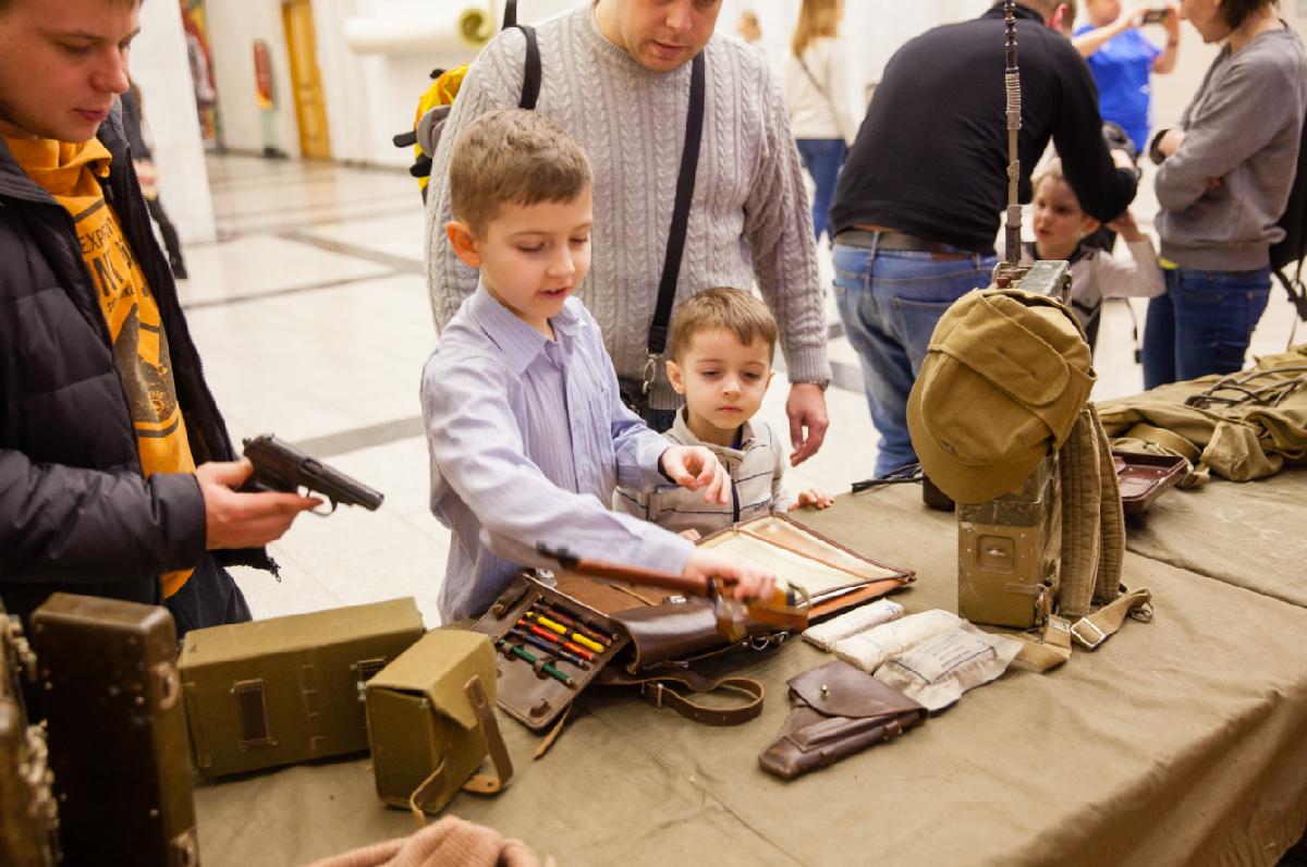 День защитника Отечества вМузее Победы 2020