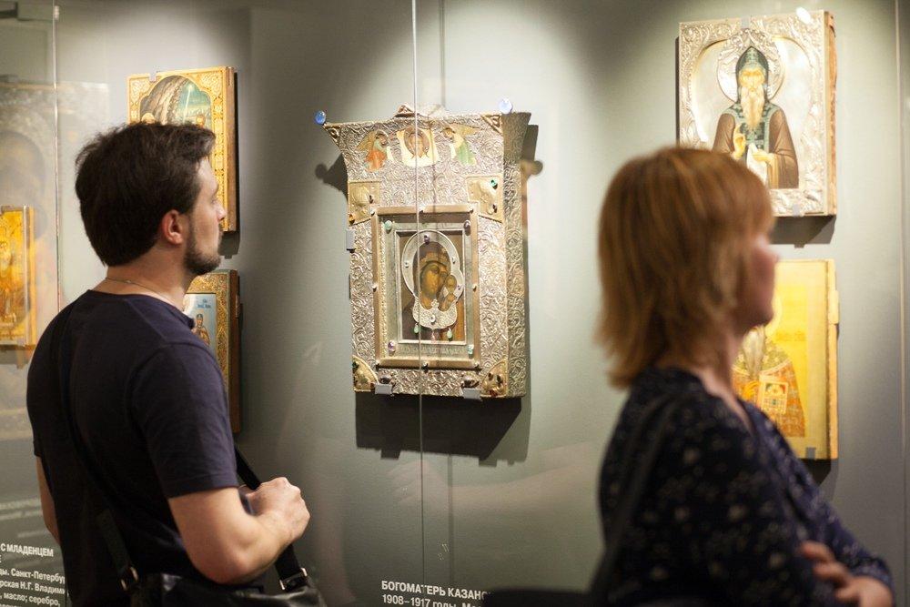 Выставка «Иконы эпохи Николая II»