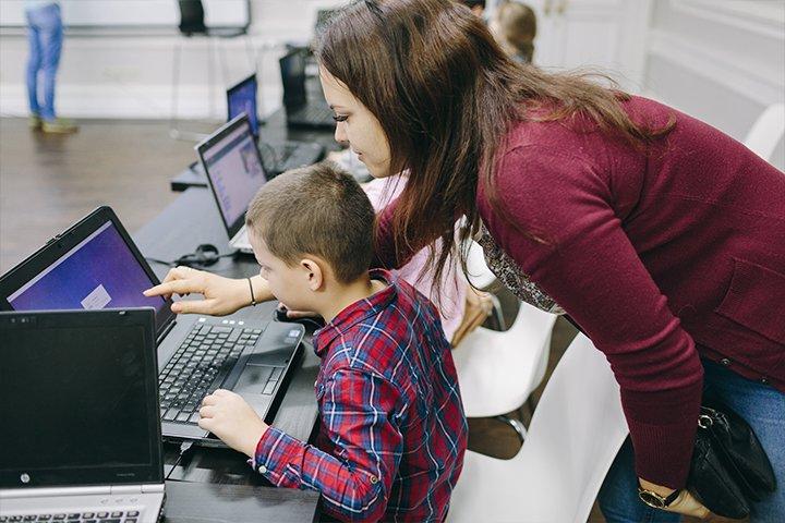 Бесплатный мастер-класс попрограммированию для детей