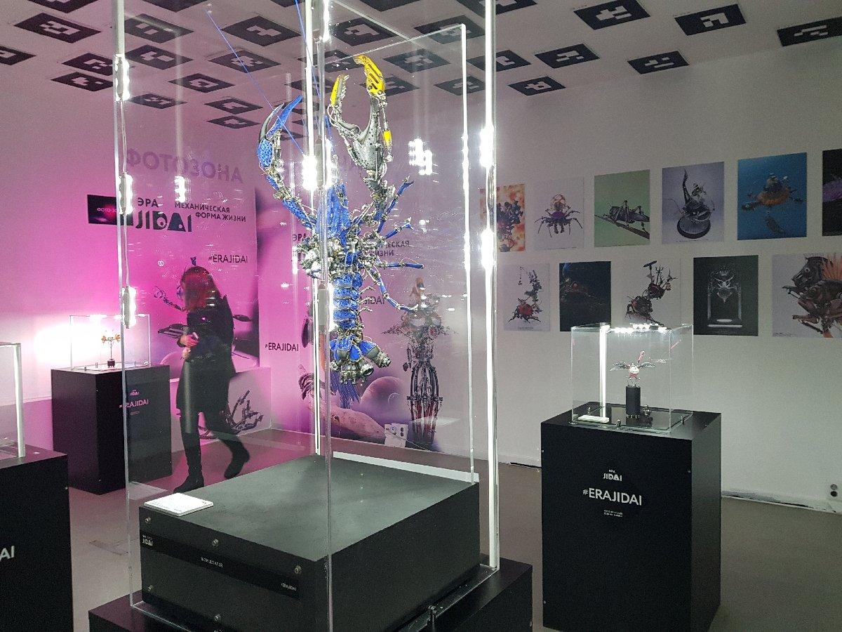 Выставка «Эра JIDAI»