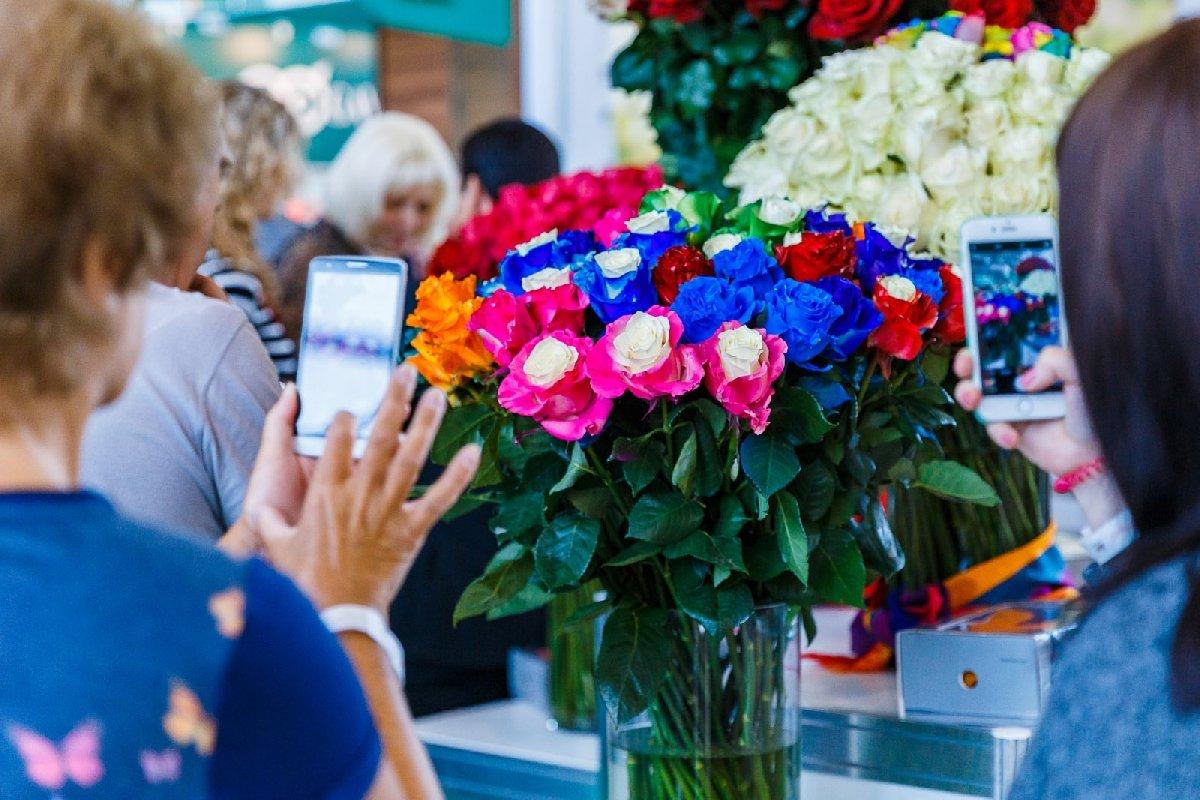 XXV Международная выставка «Цветы»