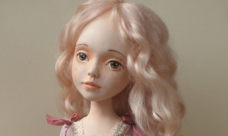 Мастер-класс создания авторской куклы