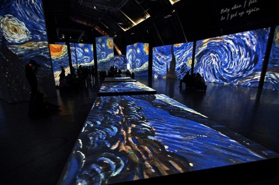 Выставка «Ван Гог. Ожившие полотна 2.0»