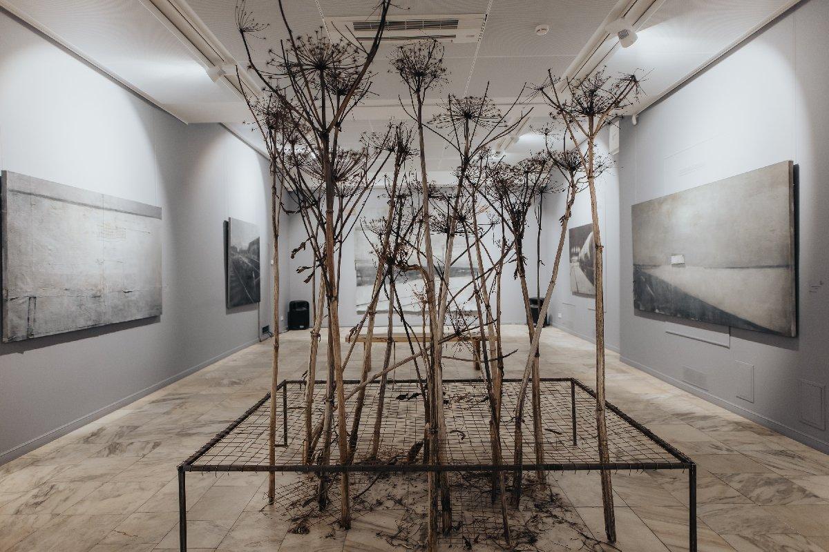 Выставка «Александр Кабин. Ветхое вечное»