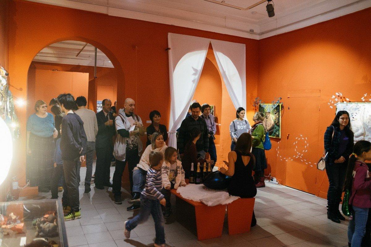 Выставка «Как слепить спектакль. Театр Глиняная сказка»
