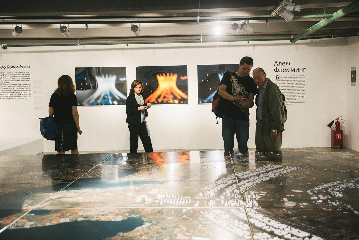 Выставка «Бразилиа: отутопии кстолице»