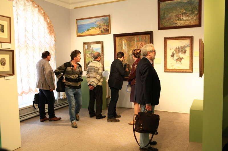 Выставка «Воинская слава России. Страницы истории»