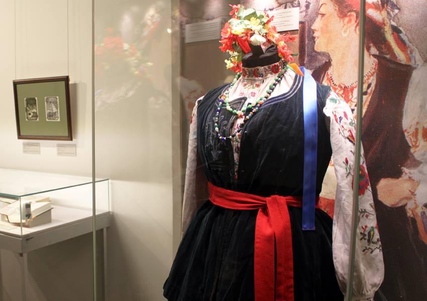 Выставка «Ночь перед Рождеством»