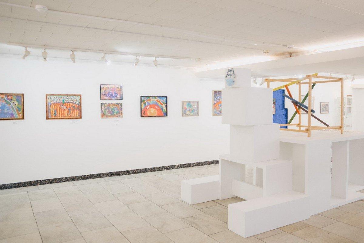 Выставка «Цирк. Дети. Праздник»