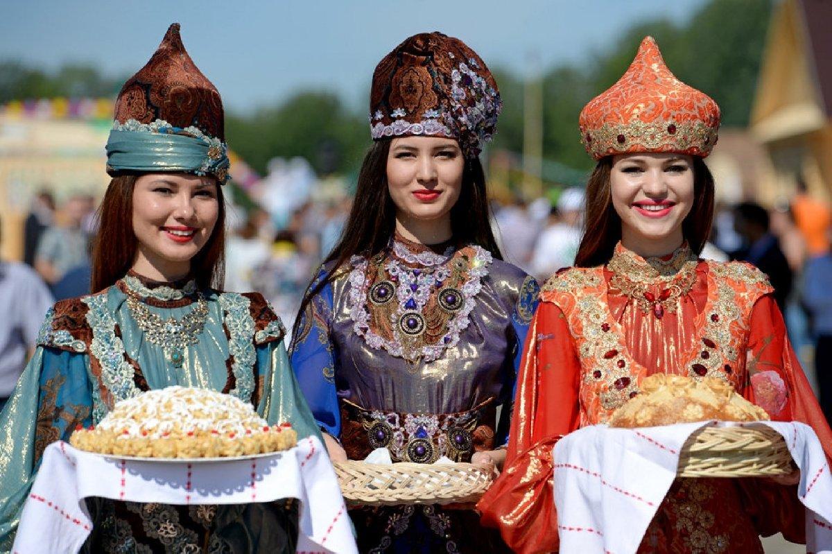 Фестиваль «Многонациональная Россия» 2019