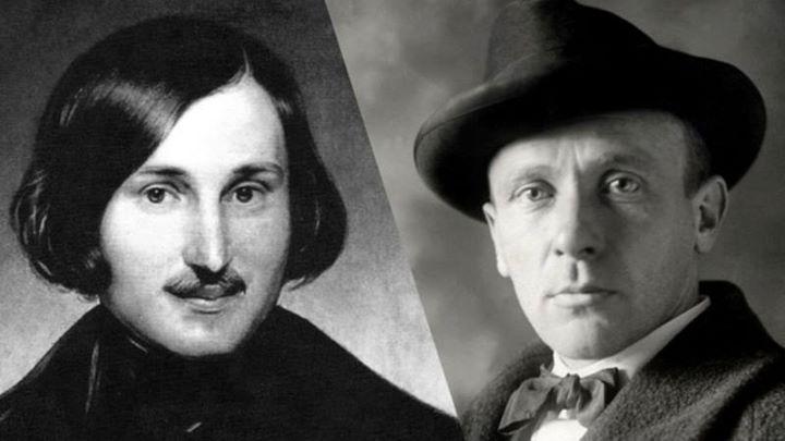 Выставка «Булгаков иГоголь: история одной инсценировки»