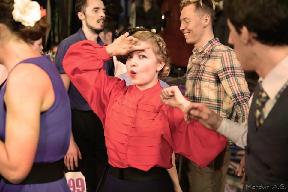 Бесплатный урок потанцу Линди хоп