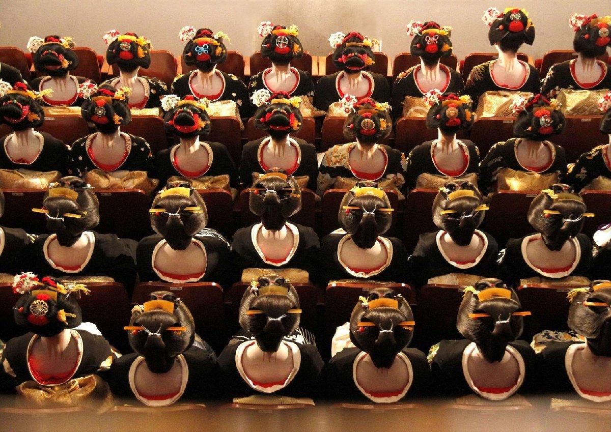 Серия выставок «Лето Японии вМузее Востока»