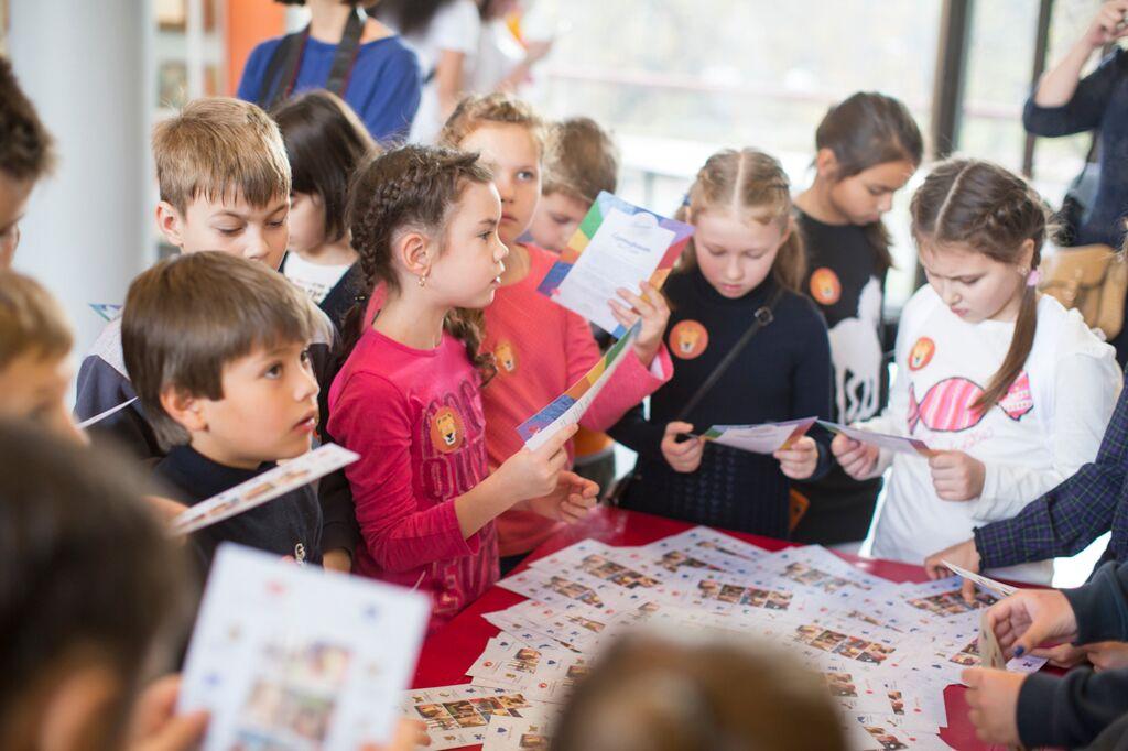День Музея Детства вЦентральном Детском Магазине наЛубянке