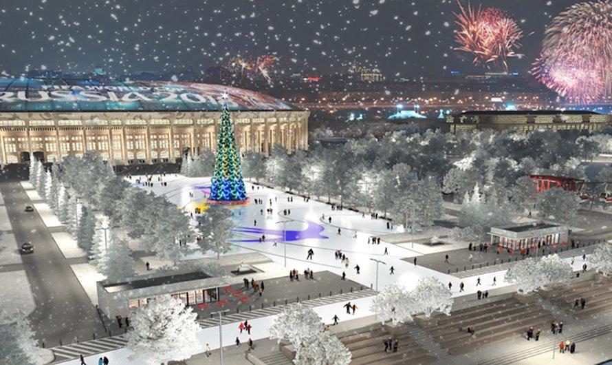 Открытие зимнего сезона вЛужниках 2018