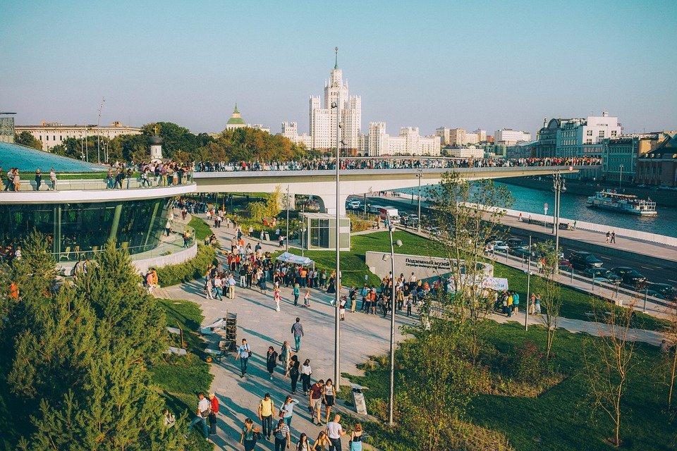 10мест, которые обязательно нужно посетить вМоскве