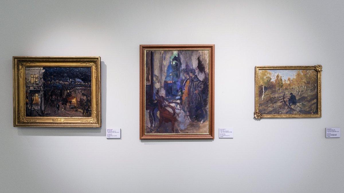 Выставка «Константин Коровин иВалентин Серов»