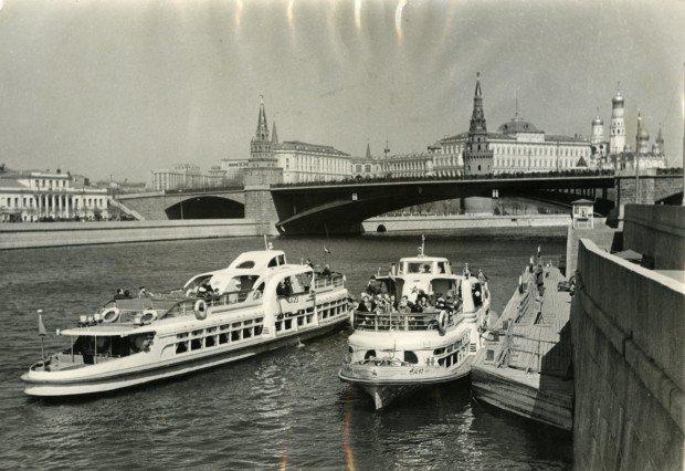 Выставка «Москва— порт пяти морей»
