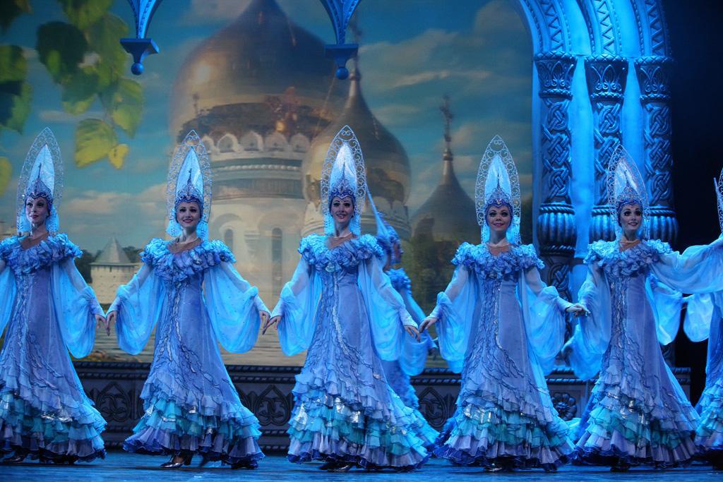 Национальное шоу России «Кострома» 2017