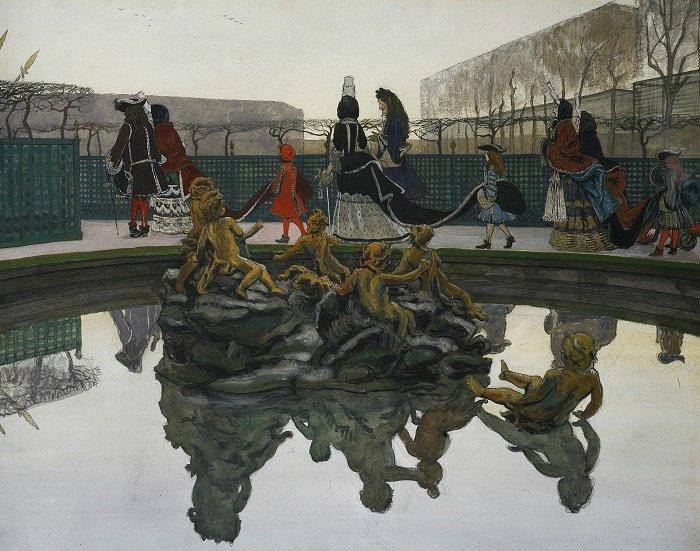 Выставка «Александр Бенуа иего «Мир искусства»