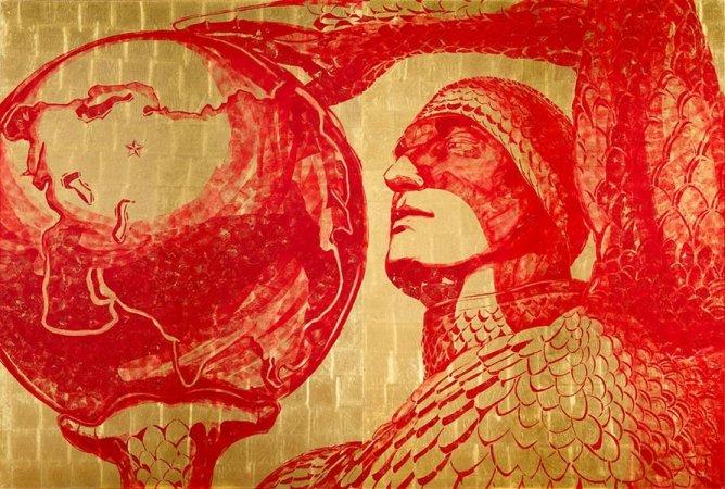 Выставка «Алексей Беляев-Гинтовт. Х»