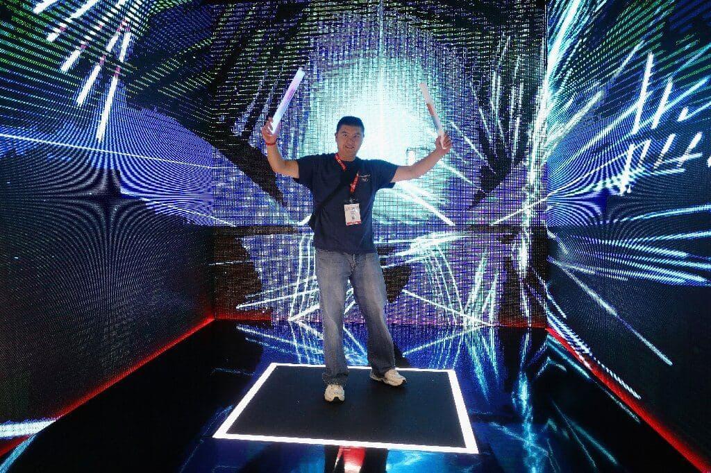 Фестиваль «Geek Picnic» наВинзаводе 2021