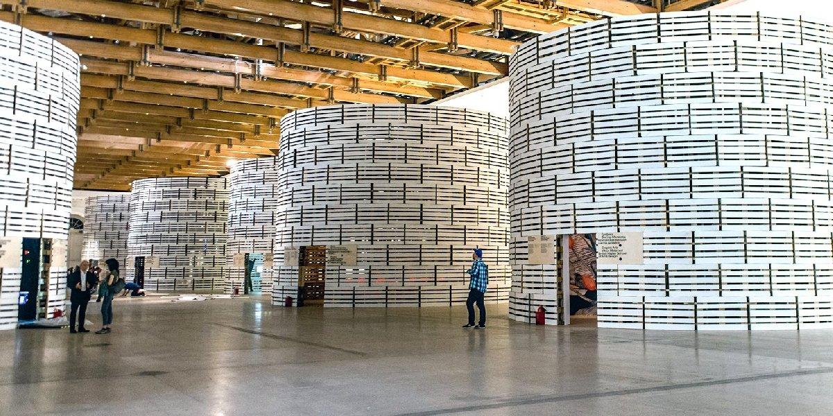 Выставка «Здесь исейчас. Атлас творческих студий Москвы»