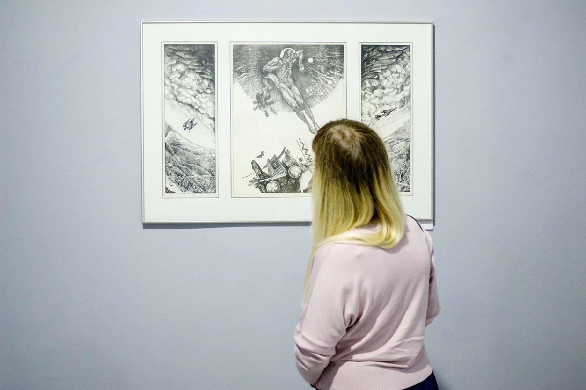 Выставка «Lux Perpetua»