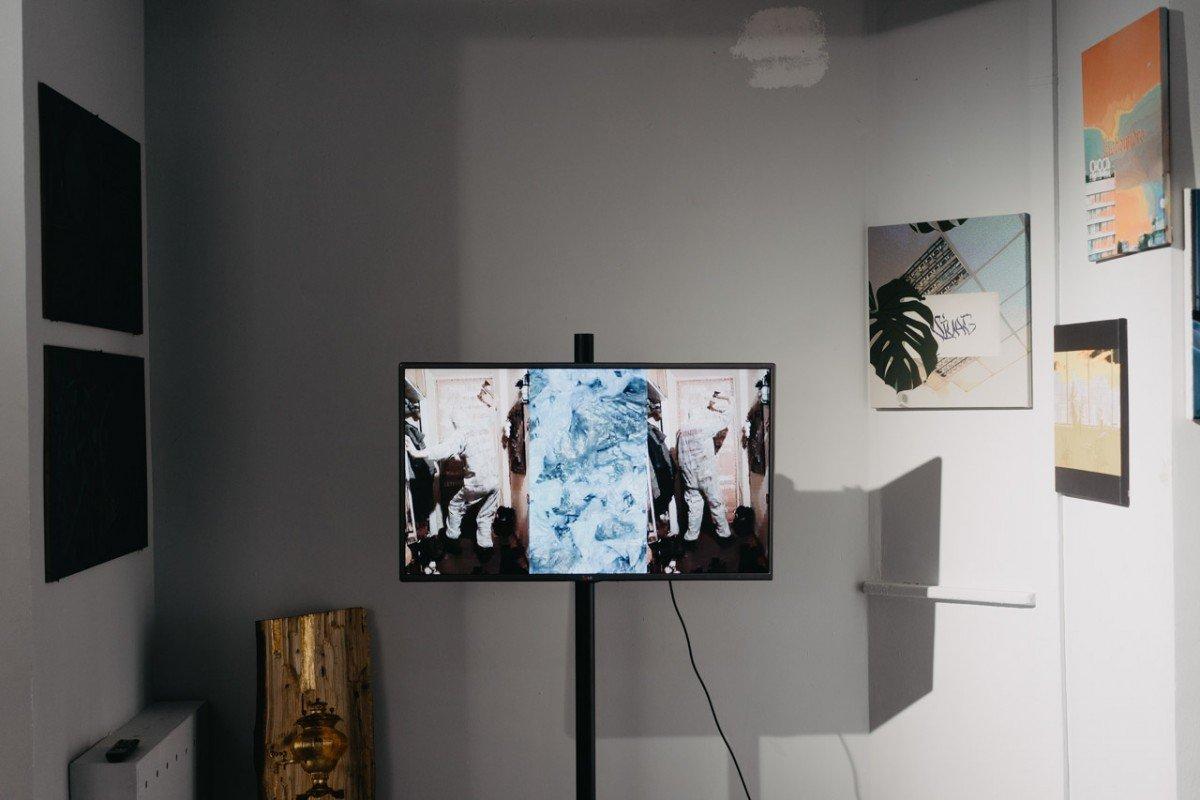 Выставка «Освоение пространств»