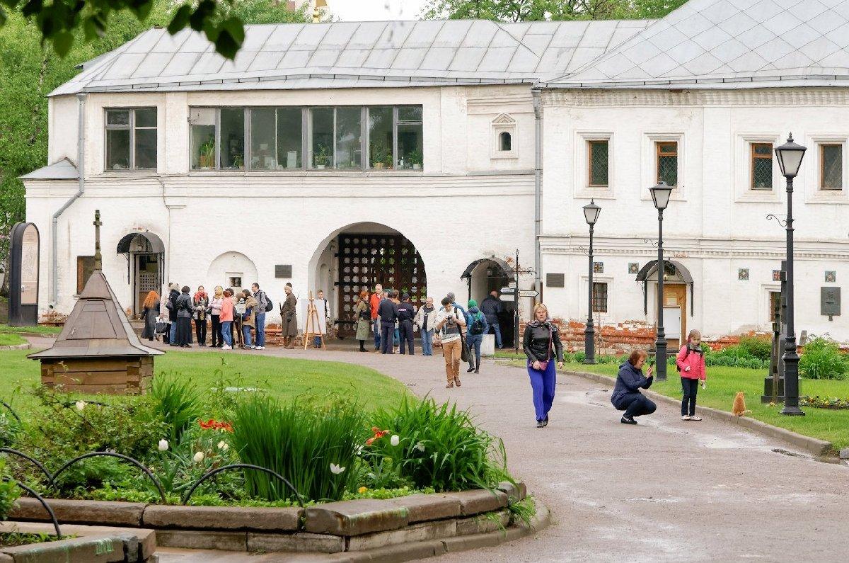 Центральный музей древнерусской культуры иискусства им. Андрея Рублева