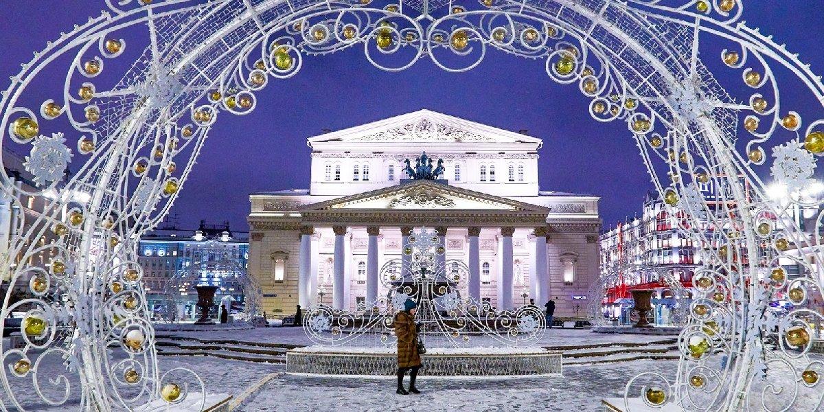 Бесплатные новогодние экскурсии поМоскве 2018/19