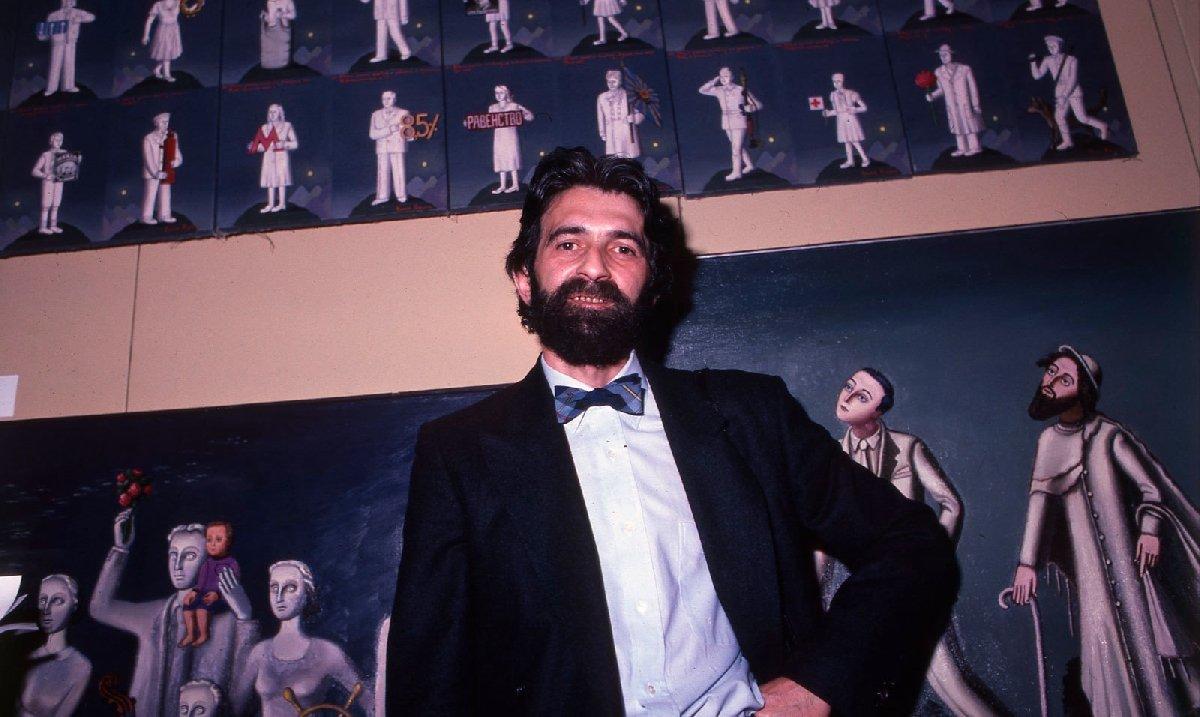 Выставка «Ставки нагласность. Аукцион «Сотбис» вМоскве, 1988»
