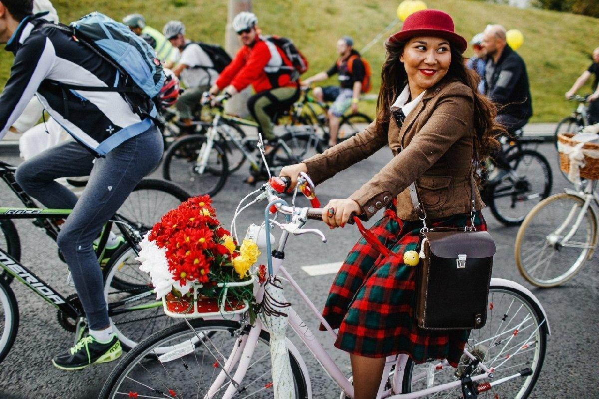 Осенний велопарад 2018