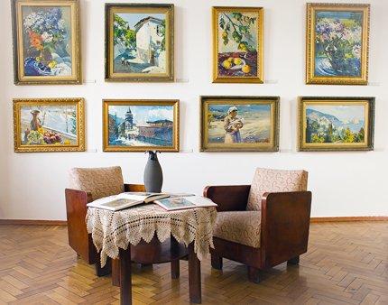 Музей-мастерская Дмитрия Налбандяна