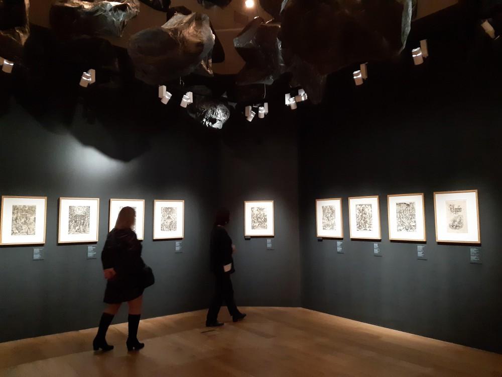 Выставка «Альбрехт Дюрер. Шедевры гравюры изсобрания Пинакотеки Тозио Мартиненго вБрешии»