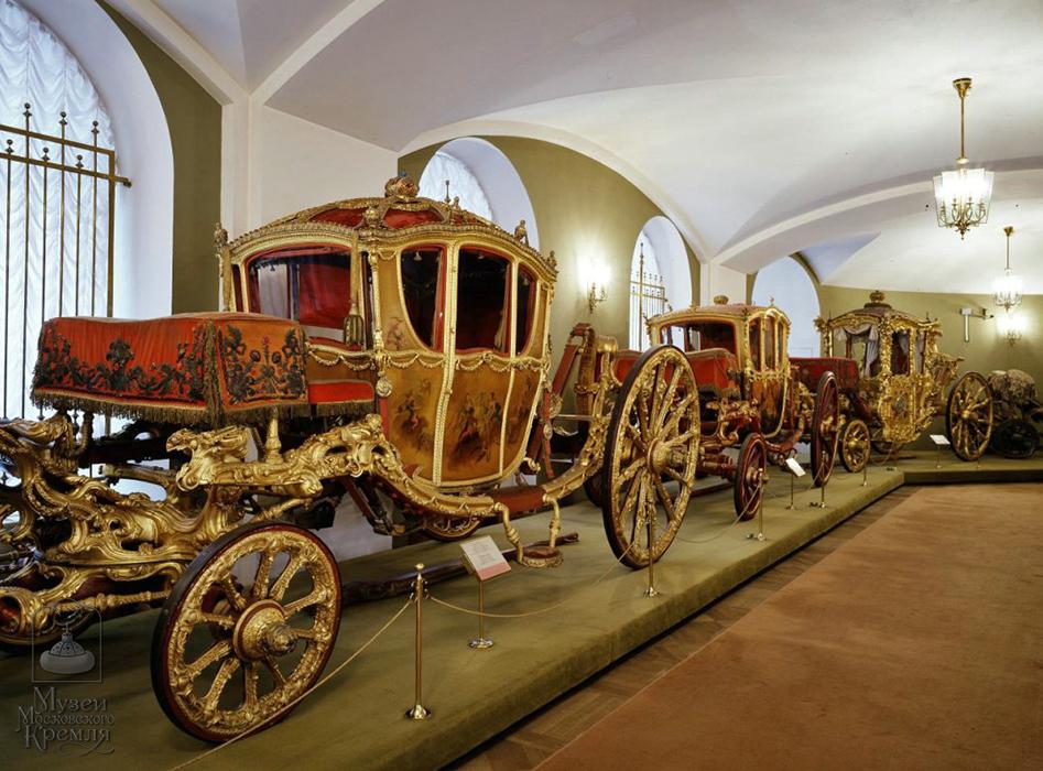 Экскурсия «Сокровища Кремля: Оружейная палата иАлмазный фонд»